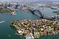 Sydneysiders see the Melbourne-Sydney rivalry as a stunning harbour versus a muddy brown river.