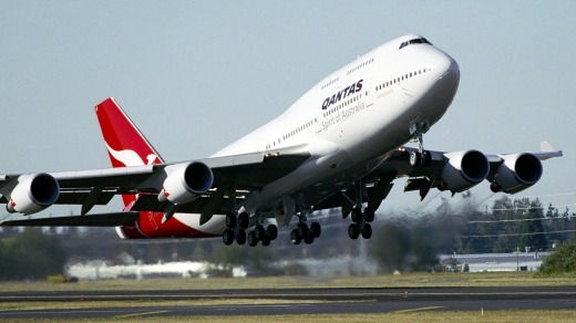 Qantas will retire all its 747 jumbo jets by the end of this year.