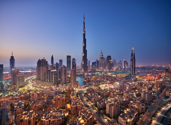 BURJ KHALIFA, DUBAI: In 2010, this 830-metre tower took out a swag of world records, which it still retains: not only ...
