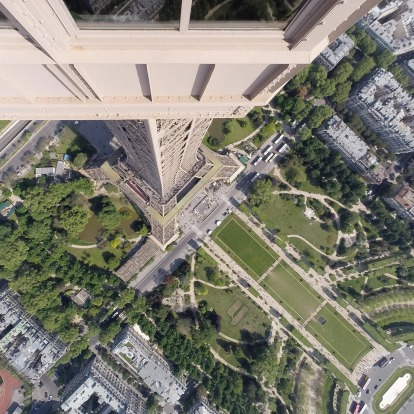 EIFFEL TOWER, PARIS: When it was unveiled in 1889, the 317-metre Eiffel Tower was never meant to be permanent. It's now ...