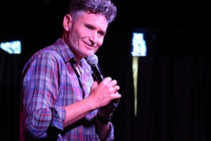 """""""The gigs are really good, you have a great audience, and you get to hang out in the sun,"""" comedian Dave Hughes on ..."""