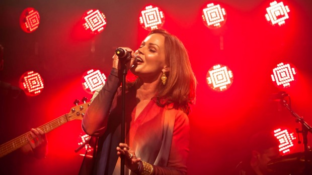 One of the performers on the Back to the '80s cruise will be the Go-Go's Belinda Carlisle.