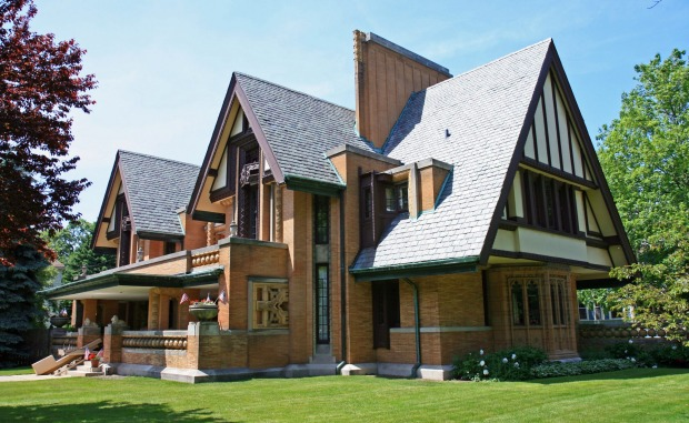OAK PARK The greatest American architect of all time? That was the honour bestowed on Frank Lloyd Wright in 1991 by the ...