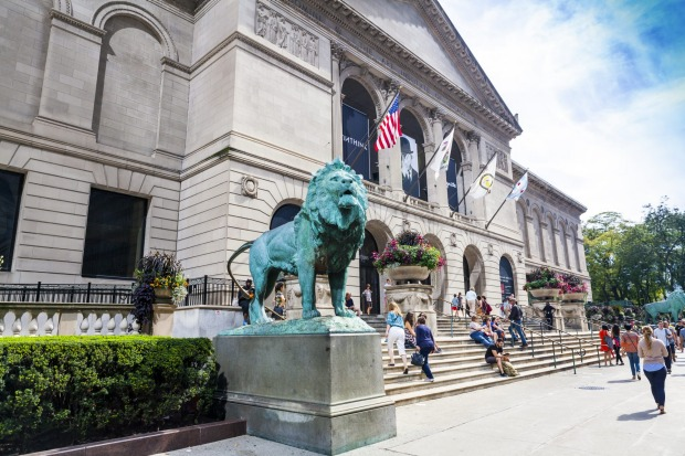 ART INSTITUTE OF CHICAGO When the Art Institute of Chicago unveiled its newly-built Modern Wing in 2009, it became the ...