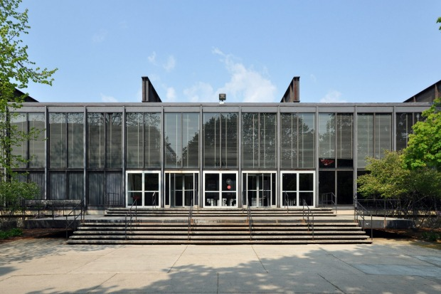IIT CAMPUS Fans of German-born architect Ludwig Mies Van Der Rohe like to make pilgrimages to the Illinois Institute of ...