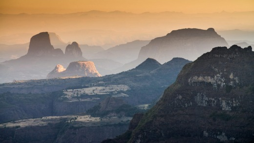 Simien Mountains National Park.