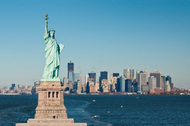 STATUE OF LIBERTY, NEW YORK: You can visit various levels of the pedestal that supports this grand old lady, or clamber ...