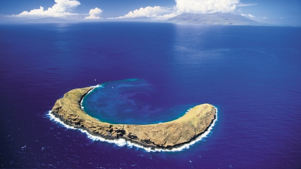 Snorkel in Molokini Crater on Maui.
