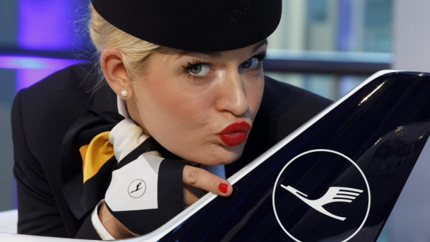 Lufthansa is the largest airline in Europe by passengers carried and flies to most countries around the world, but not ...