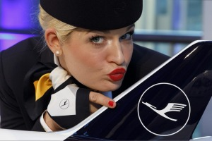 Lufthansa is now Europe's biggest airline.