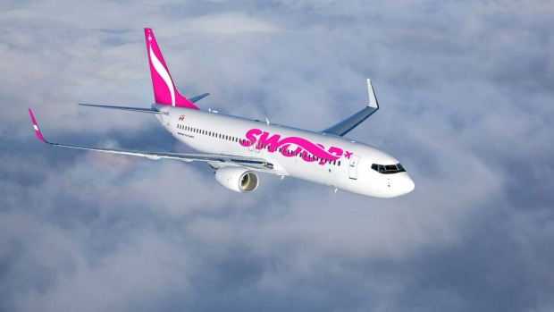 'Ultra low fares': Introducing world's newest low-cost airline, Swoop.