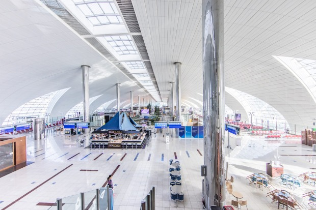 The airport has forecast it will handle 90.3 million passengers this year