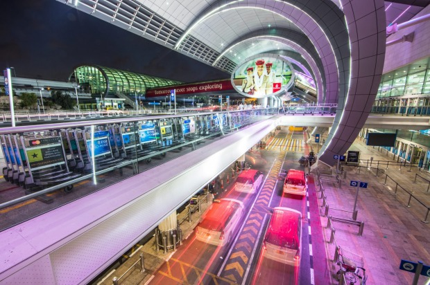 Dubai International Airport has kept its place as the world's busiest for international passengers