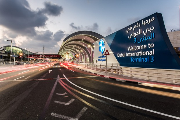 Dubai International Airport has kept its place as the world's busiest for international passengers in 2017 despite ...