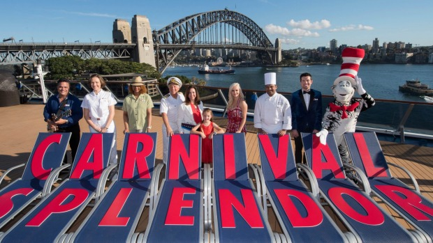 Carnival Splendor To Be Home Ported Year Round In