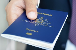 In the near future, you may not need one of these to travel internationally.