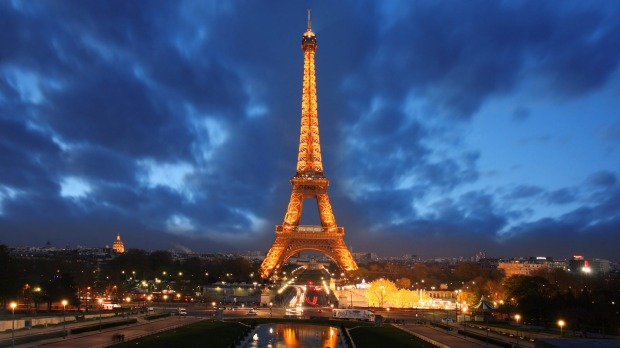 Don't post photos of the Eiffel Tower at night on social media - it's copyrighted (though good luck enforcing it).