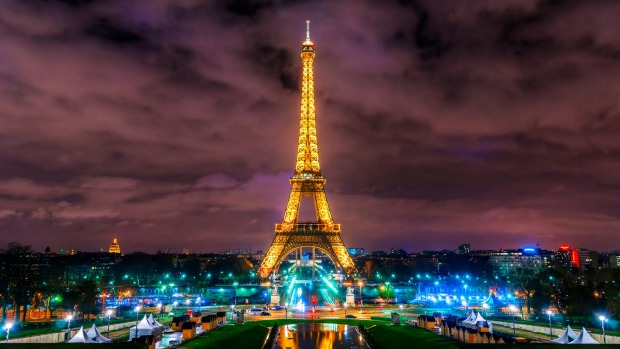 Guards barred Roya Hosini from visiting the top level of the Eiffel Tower, even though she'd bought tickets with her ...