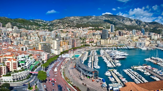 Monte Carlo is home to one of the world's best Formula One tracks.