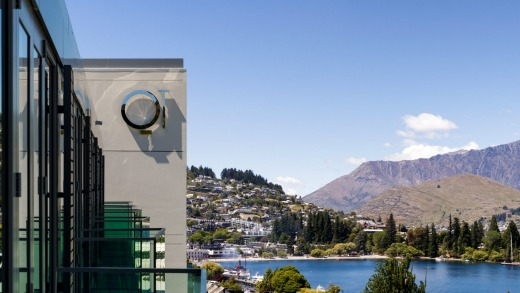 Much to see: QT Queenstown.