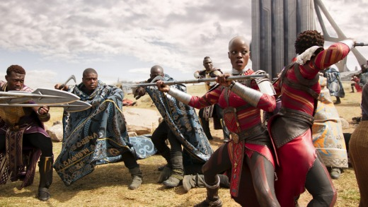 Black Panther director Ryan Coogler says he based aspects of Wakanda on the southern African country of Lesotho.