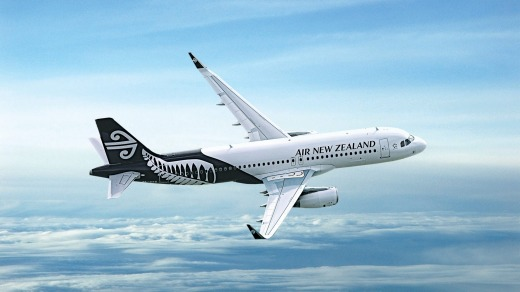 The flight between Brisbane and Norfolk Island takes two hours and 10 minutes.