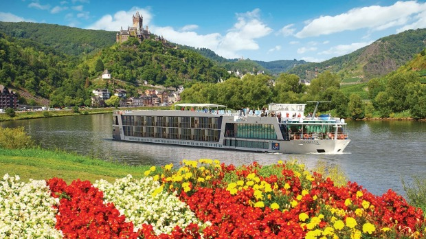 A Botanica cruise explores the Rhine River in Germany.