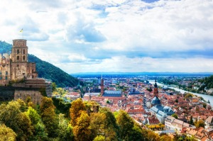 Gorge-eous: Heidelberg, Germany