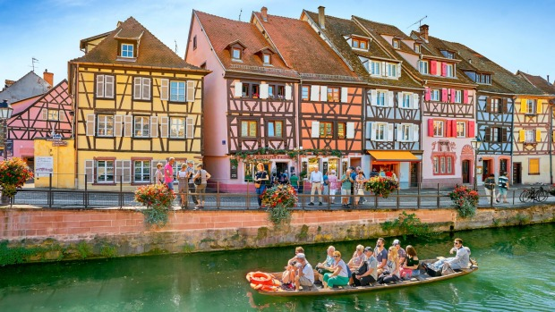 colmar france travel guide the town that moved countries. Black Bedroom Furniture Sets. Home Design Ideas