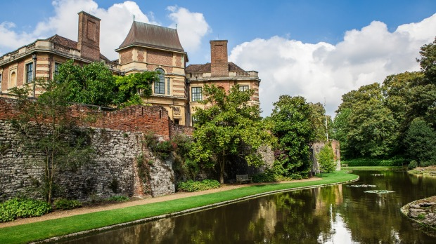 Eltham Palace: Its art deco flair is thanks to Sir Stephen Courtauld and his wife Virginia.