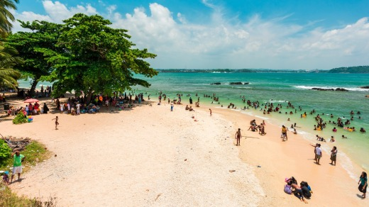 New non-stop flights to Sri Lanka have helped fuel an increase in Aussie visitors.