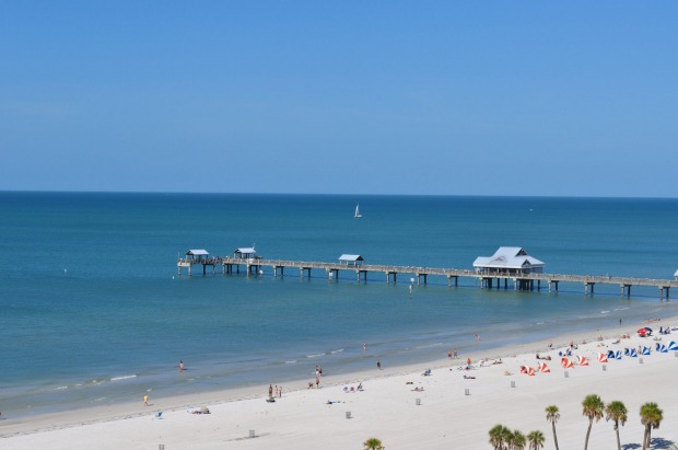 7. Clearwater Beach – Clearwater, Florida