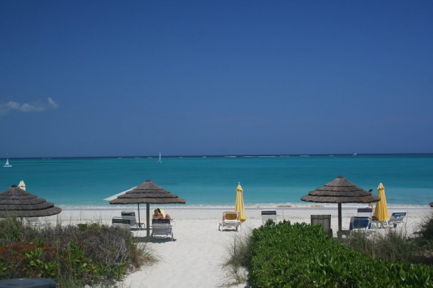 World's ten most popular beaches:  1. Grace Bay – Providenciales, Turks and Caicos