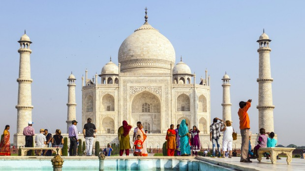 APT tour company has come up with a riveting follow-up to a visit to the Taj Mahal.