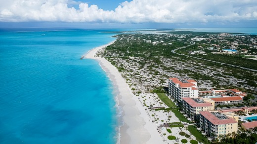 Best beach in the world: Grace Bay, Providenciales, Turks and Caicos.