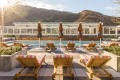 The pool at Kimpton The Rowan Palm Springs.