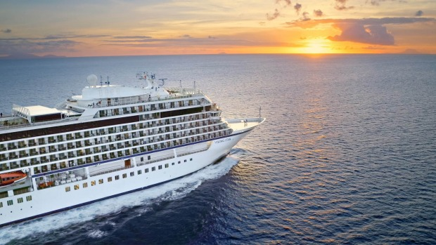 Viking Star. Viking has launched three new Central and South American cruises.