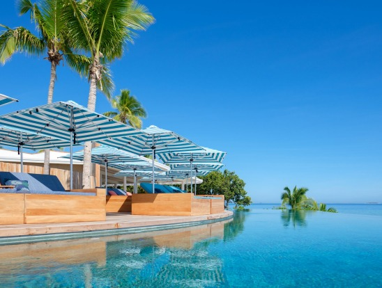 Malamala Beach Club, Fiji.