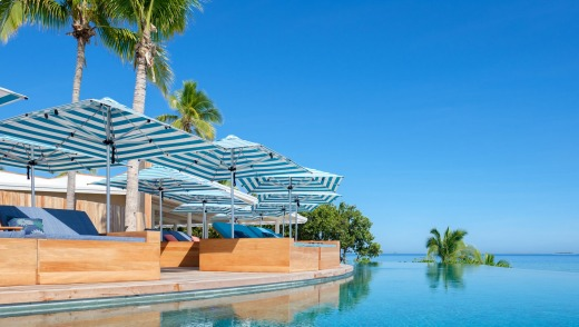 There's a reason why this is one of Fiji's newest tourist destination.