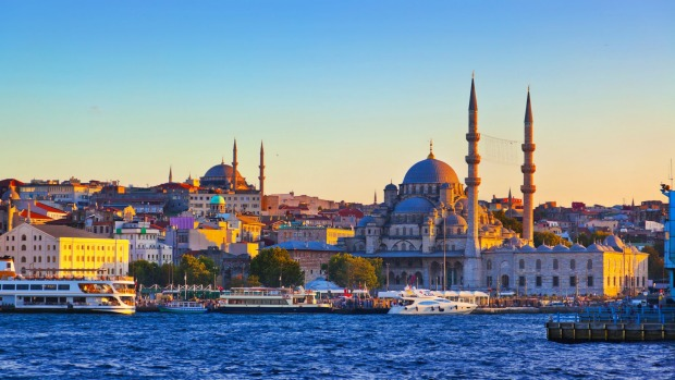 ISTANBUL: Mosques and museums, minarets and markets - including the sprawling Grand Bazaar - make this churning, vibrant ...