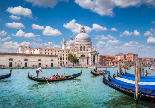 VENICE, ITALY: It will come as no surprise that one of the world's most exquisite cities is also a stunning Sail Away ...