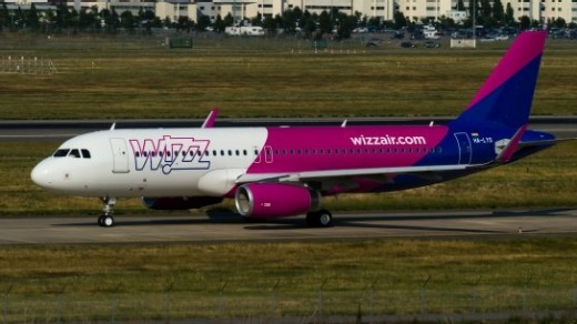 Fly Wizz Air to Rome and you'll find yourself at an airport that's a long way from the actual city.