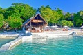 Efate's four-star CoCo Beach Resort.