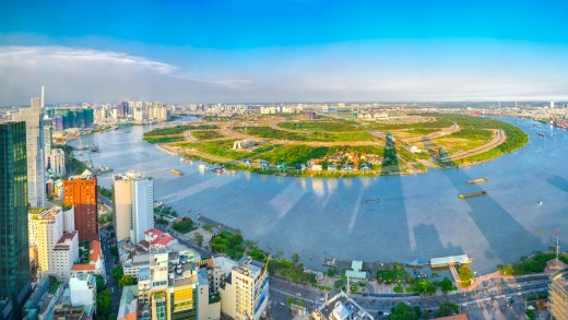 If you're looking for value for money in your airfare, a flight to Ho Chin Minh city is the way to go.