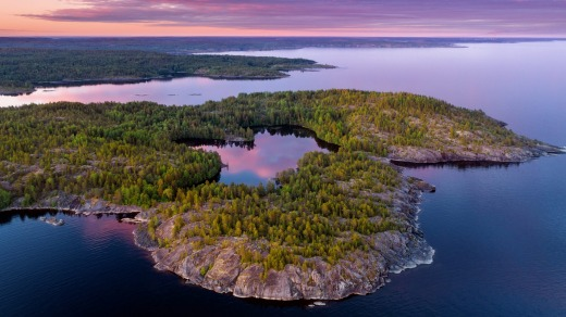 Karelia: One of Russia's loveliest wildernesses.