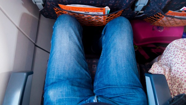 Flying with airlines as a tall person: What you can do ...
