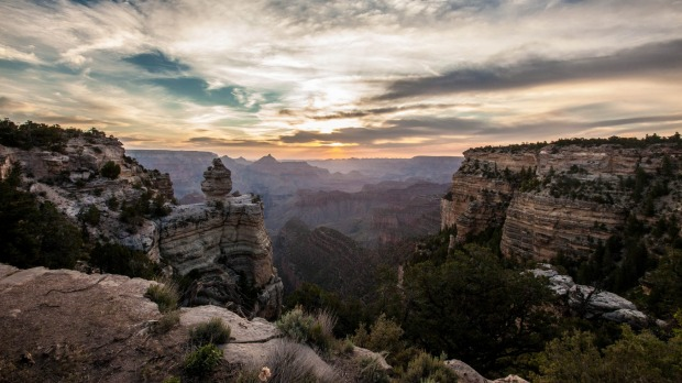 Visit the Grand Canyon on your next US trip.