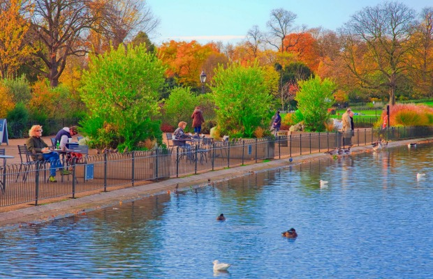 HYDE PARK: A hunting ground for Henry VIII, then opened to the public in 1637, this park has a rich royal history, with ...