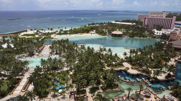 Atlantis Resort, New Providence Island.