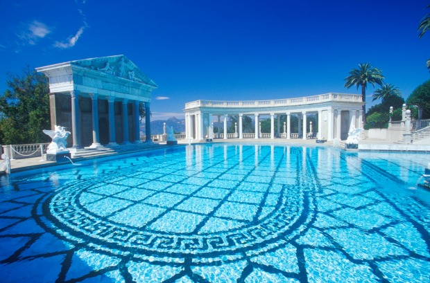 HEARST CASTLE You can't visit Hearst Castle, the former hilltop abode of media magnate William Randolph Hearst, unless ...
